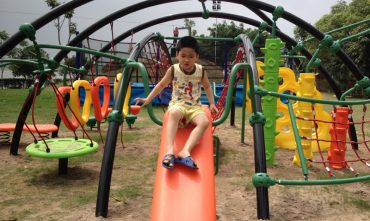 Khu vui chơi – Khách sạn Sông Hồng Thủ Đô (TP Vĩnh Yên – Vĩnh Phúc)