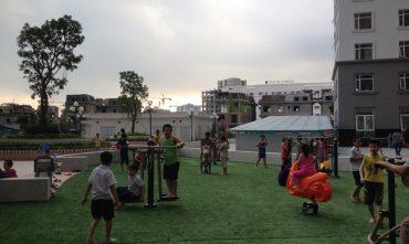 VIVADO@Sân chơi cộng đồng CT3-Nam Cường (Cổ Nhuế-Hà nội)