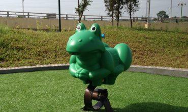 Sân chơi HH2 SPARKS ( Tập đoàn Nam Cường) – Dương Nội, Hà Đông, Hà nội
