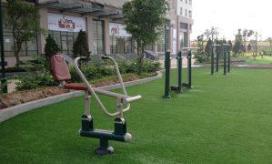 Sân chơi đem lại giá trị cộng hưởng cho khu đô thị mới