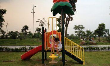 Công viên trung tâm – KĐT Đặng Xá, Gia Lâm, Hà nội