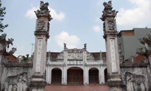 Sân chơi chốn đình làng Trường Lâm