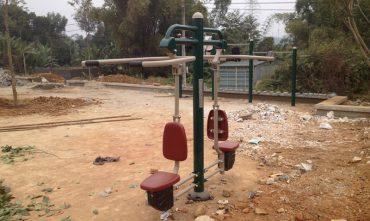 Sân chơi phường Bình Minh – TP Lào Cai – Tỉnh Lào Cai