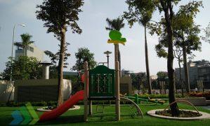 Hà Nội chuẩn bị xây hơn 100 sân chơi công cộng