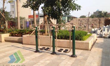 Sân chơi cộng đồng – KĐT An Hưng – Hà Đông – Hà Nội