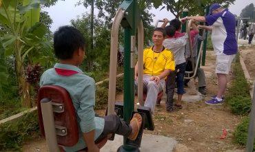 Dự án GVI – Trường THCS Nậm Mòn, Bắc Hà, Lào Cai