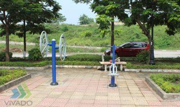Sân chơi cộng đồng – P.Giang Biên, Q. Long Biên, Hà Nội