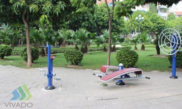 Sân chơi cộng đồng – P. Long Biên, Q. Long Biên, Hà Nội