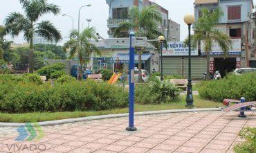 Sân chơi cộng đồng — P. Phúc Đồng, Q. Long Biên, Hà Nội