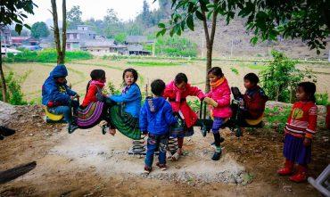 Dự án GVI 2016 – Bắc Hà (Lào Cai)