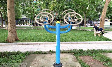 Sân tập Bến Trùm – Quảng An – Tây Hồ