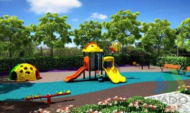 Mô hình sân chơi trẻ em