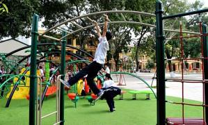 Khuyến khích trẻ vận động và chơi thể thao