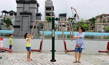 Phố Chợ Lương Sơn – Hòa Bình