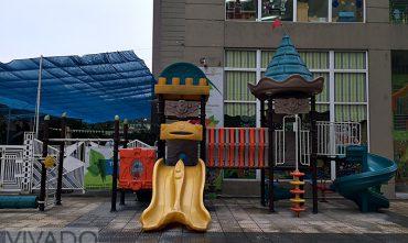 Sân chơi chung cư VINACONEX 1