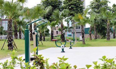 Vườn hoa KĐT Phú Điền – Từ Sơn – Bắc Ninh