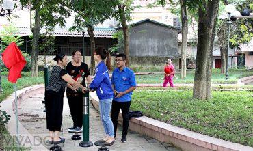 Sân chơi cộng đồng TT Sóc Sơn