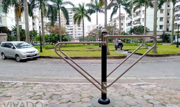 Sân chơi cộng đồng – K2 KĐT Việt Hưng