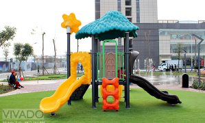 Sân chơi chung cư – Lợi ích cộng đồng