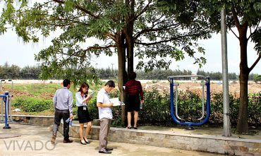 Sân chơi cộng đồng – Tổ 8 , phường Long Biên, quận Long Biên, Hà Nội