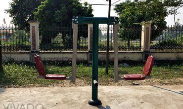 Sân chơi cộng đồng NVH thôn Dược Thượng, Tiên Dược, Sóc Sơn, Hà Nội