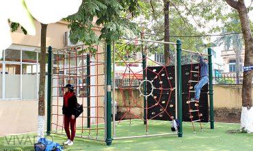 Trường tiểu học Nhật Tân