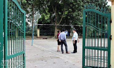 Sân chơi cộng đồng – Tổ 2, P. Phúc Đồng, Q. Long Biên, Hà Nội