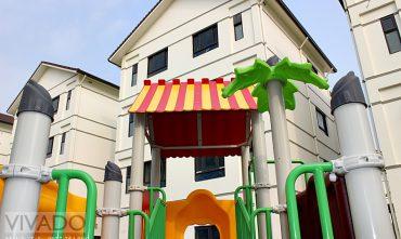 Zone 5 – Vinhomes Thang Long – Sân chơi trẻ em