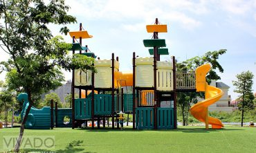Công viên Nguyễn Văn Cừ