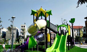 Công viên Hồ Đồng Lân