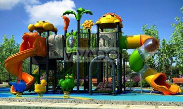 Mô hình sân chơi trẻ em ngoài trời