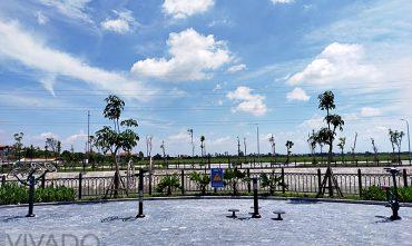 Sân chơi ngoài trời KĐT Phú Lộc – Tây Bắc Group