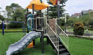 Sân chơi khu biệt thự Q – Ciputra Westlake
