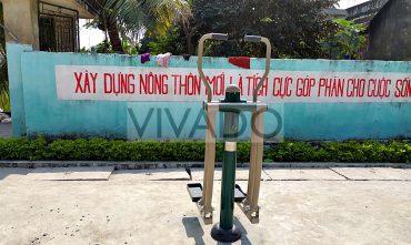 Sân chơi NVH Hoằng Đồng, Hoằng Hóa, Thanh Hóa