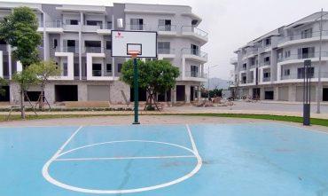 Trụ bóng rổ cố định