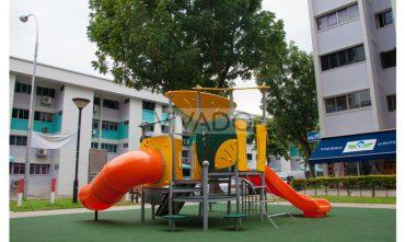 Mẫu sân chơi đẹp (3) – Singapore