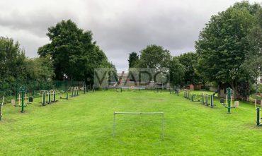 Mô hình sân chơi trường học – UK (2)