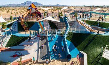 Mẫu sân chơi đẹp (5) – Landscape Structure – USA