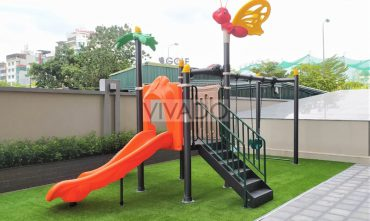 Sân chơi chung cư Golden Park Tower – Contrexim