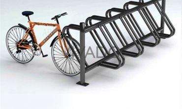 Giá để xe đạp đường phố